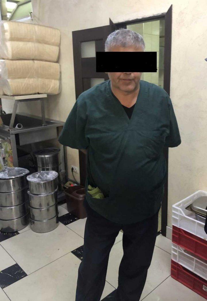 В Кишиневе задержали четырех гастарбайтеров-нелегалов (ВИДЕО)