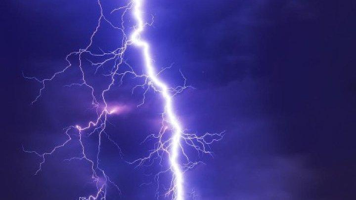 Францию накрыл шторм Амели