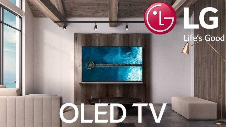 LG представляет преимущества OLED TV на рынке Молдовы