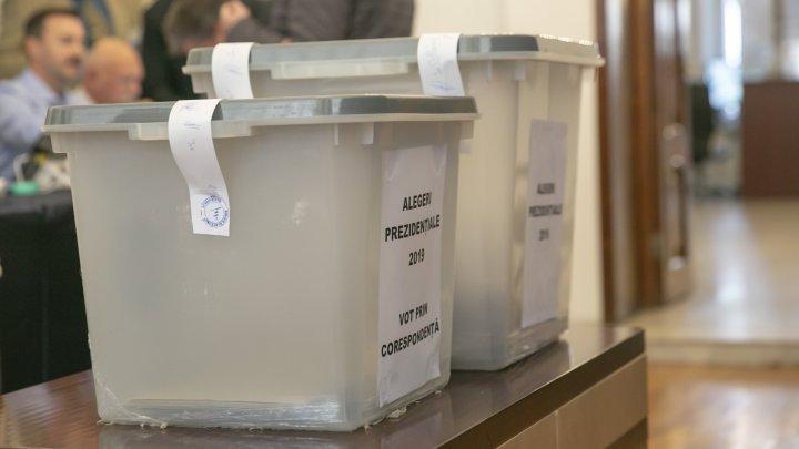Второй тур выборов президента Румынии: как проходит голосование в Молдове (ВИДЕО)