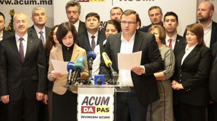 Додон пригласил блок АКУМ к диалогу: реакция депутатов ПДС и ППДП