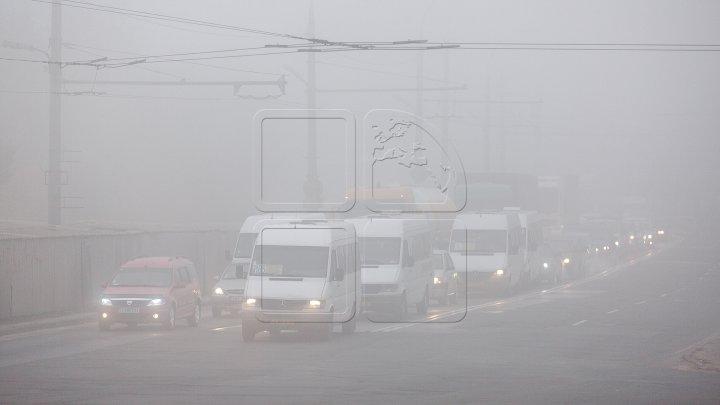 В Молдове объявлен жёлтый код метеоопасности