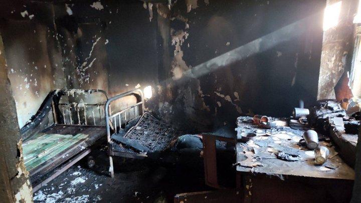 Сгорел заживо в собственном доме: трагический финал жителя Приднестровья (ФОТО)