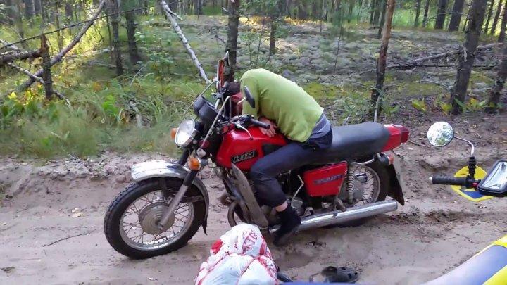 Управлял мотоциклом в пьяном виде и не смог откупиться: случай жителя Тараклийского района