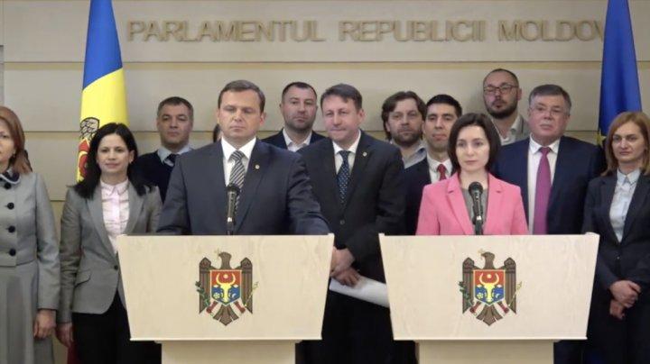 То ли будет, то ли нет: депутаты блока АКУМ избегают разговоров о досрочных выборах
