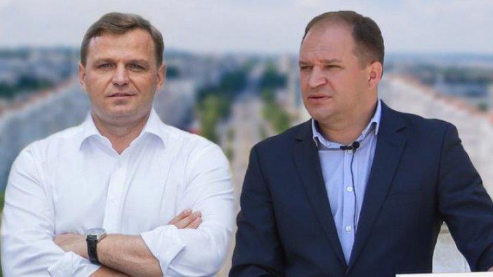 Ион Чебан победил на выборах мэра Кишинева