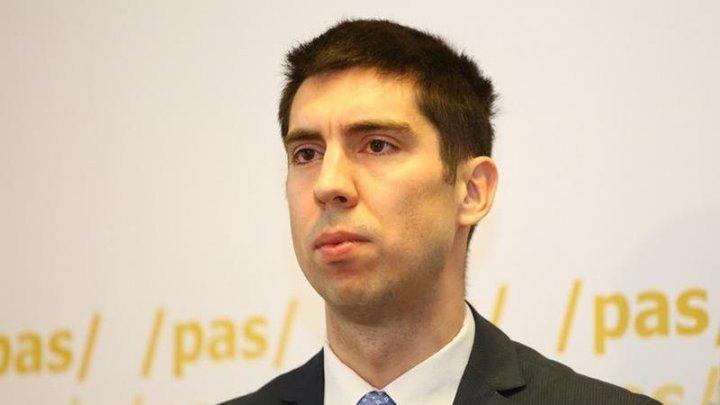 Реакция депутата ПДС Михая Попшоя на заявление Додона о назначении Кику премьером