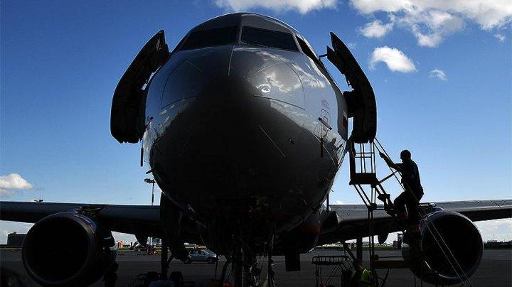 SSJ-100 с отказавшим двигателем благополучно приземлился в Тюмени (ВИДЕО)