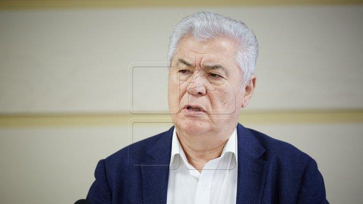 Воронин - Додону: Он не смог заслужить даже звание почетного Осла Гагаузии