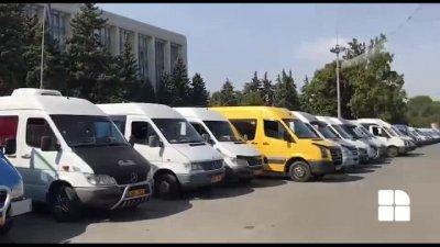 Из-за забастовки перевозчиков в Молдове будут отменены сотни пассажирских рейсов