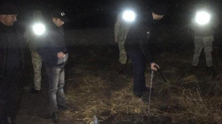 На границе с Молдовой нашли подпольный трубопровод