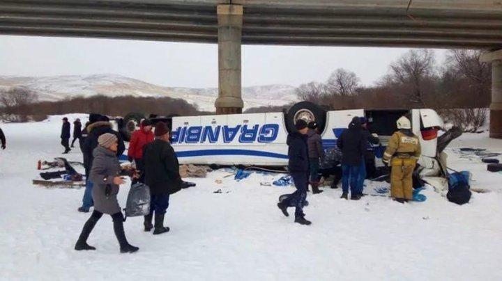 ДТП с 19-ю погибшими в Забайкалье: задержан организатор перевозок, ответственный за рейс