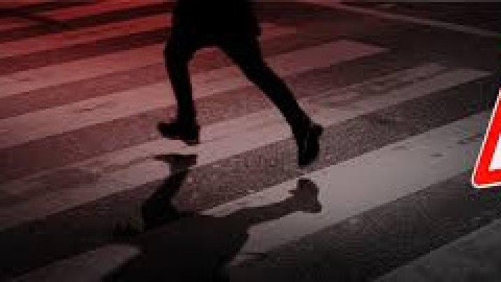 Ни дня без аварий: в столице таксист сбил двух пешеходов подшофе (ВИДЕО)