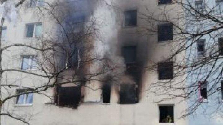 Взрыв в жилом доме в Германии: обрушились два этажа здания