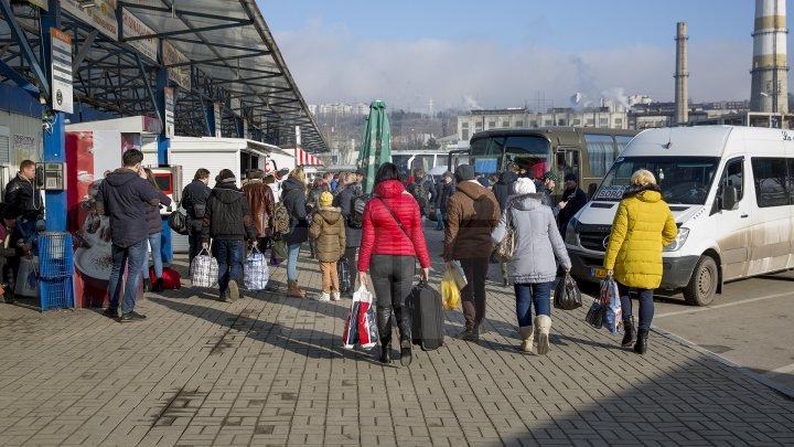 Молдавские автобусы разделят на классы, оценив их по уровню комфорта