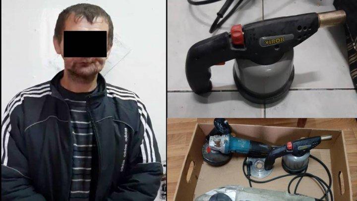 Мужчину из Страшен задержали по подозрению в краже инструментов
