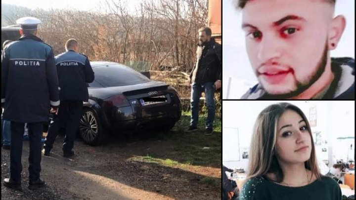 Двое влюбленных найдены мертвыми в машине, в которой провели ночь