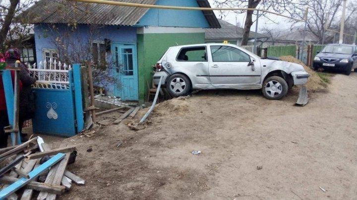 Парень, сбивший насмерть беременную женщину в Макарештах, арестован