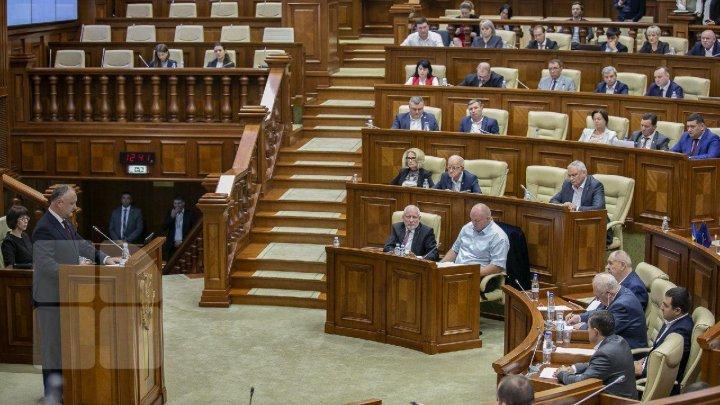 Реакция депутатов ПСРМ на решение о возобновлении расследования по делу о незаконном финансировании партии