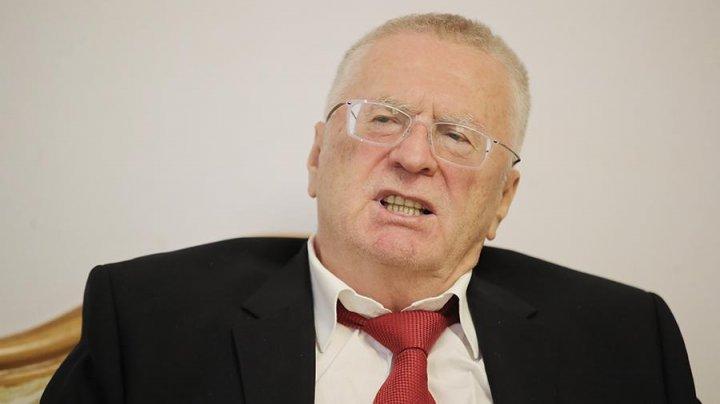 Жириновский предложил освобождать от ареста за вакцинацию от COVID-19