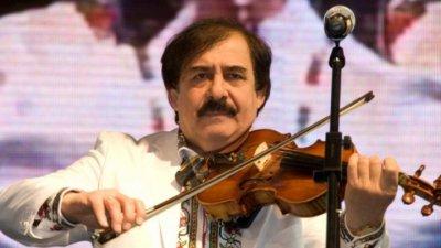 """С Днём рождения, маэстро! Дирижеру оркестра """"Лэутарий"""" Николае Ботгросу исполняется 67 лет"""