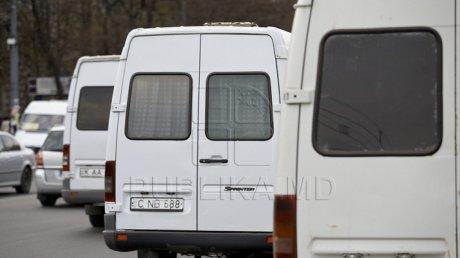 В Молдове значительно сократился пассажиропоток почти на всех видах транспорта