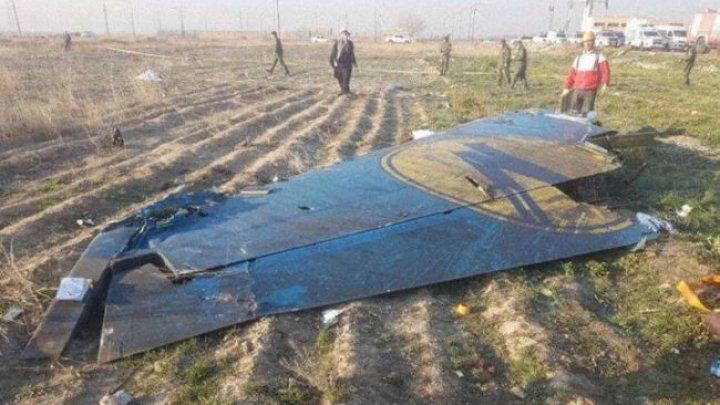 Глава МАУ высказался о виновниках авиакатастрофы в Иране