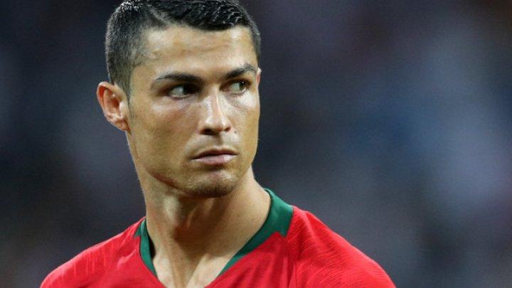 Криштиану Роналду неудержим: португалец отличился в четвертом матче подряд