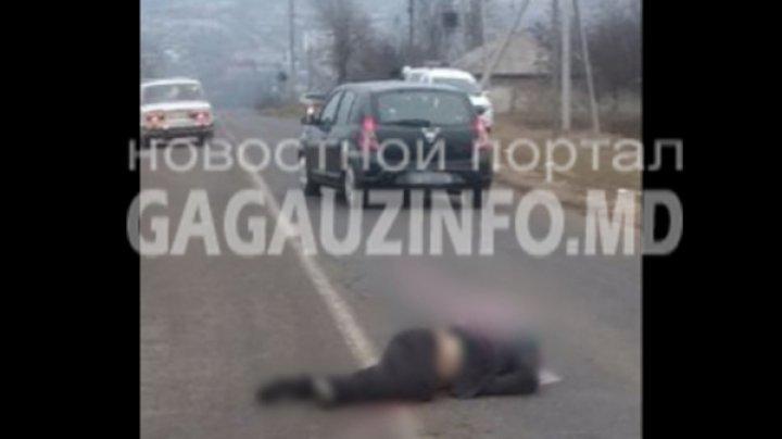 Смерть под колёсами: мужчина бросился под машину в Чадыр-Лунге
