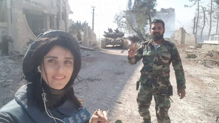 В Сирии тяжело ранена журналистка агентства RT