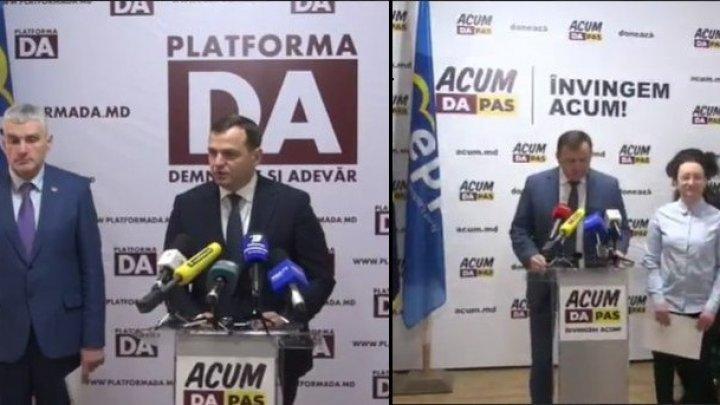 Вчера ACUM, сегодня - нет: Платформа DA сменила декорации (ФОТО)