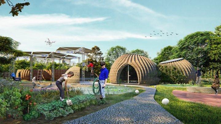 В Италии печатают 3D-дома, которые стоят как смартфон