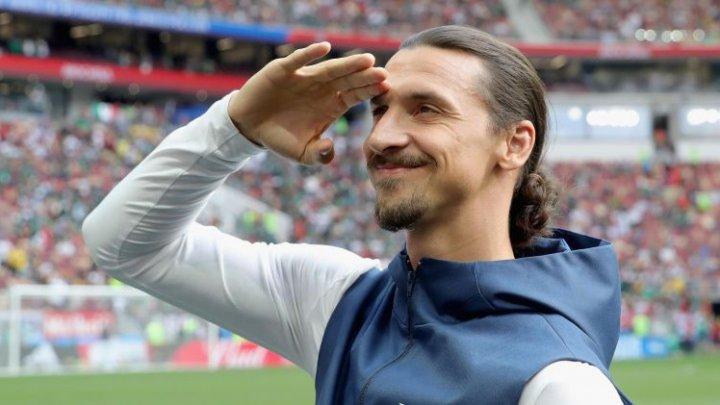 Златан Ибрагимович расплакался, рассказывая о реакции семьи на его возвращение в сборную Швециии