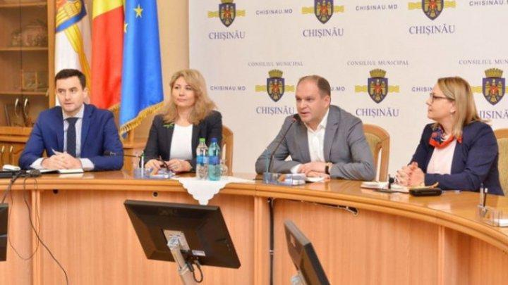 На этой неделе пройдет первое совместное заседание муниципальных советников Кишинева и Бухареста