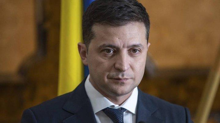 Президент Украины Владимир Зеленский вылечился от коронавируса