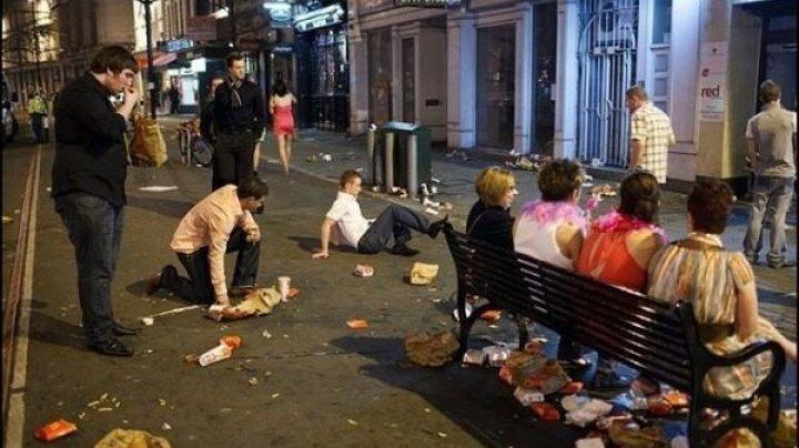 Ион Чебан намерен ужесточить штрафы для тех, кто мусорит в общественных местах