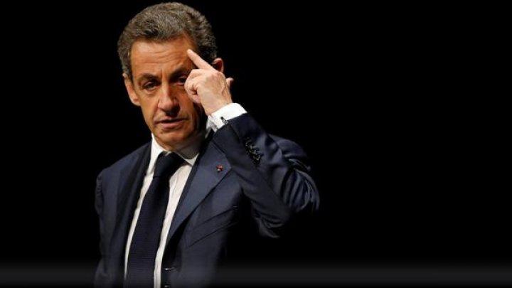 Экс-президент Франции Николя Саркози получил реальный срок по делу о коррупции