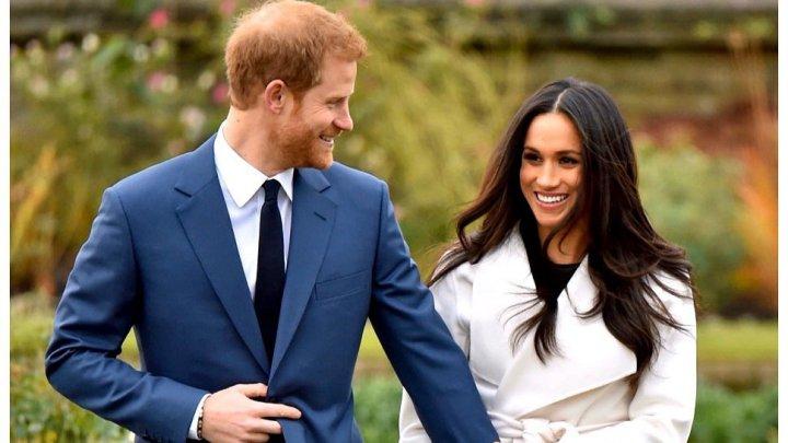 """Больше не """"Королевские Высочества"""": принц Гарри и Меган Маркл лишатся титулов"""