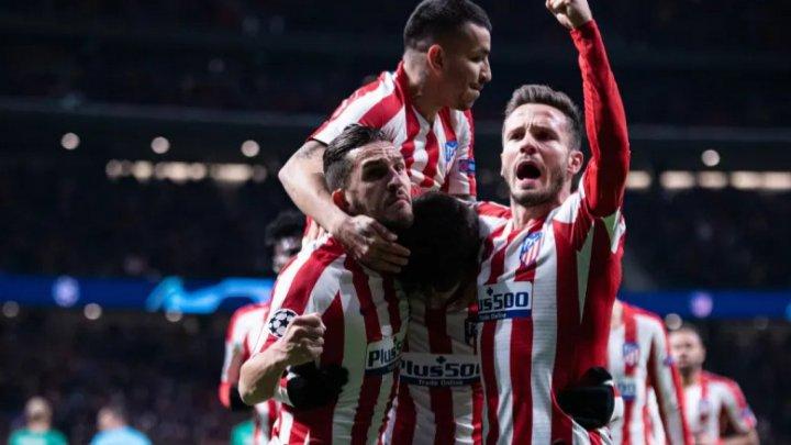 """Мадридский """"Атлетико"""" прошёл в финал Суперкубка Испании, вырвав победу у """"Барселоны"""""""