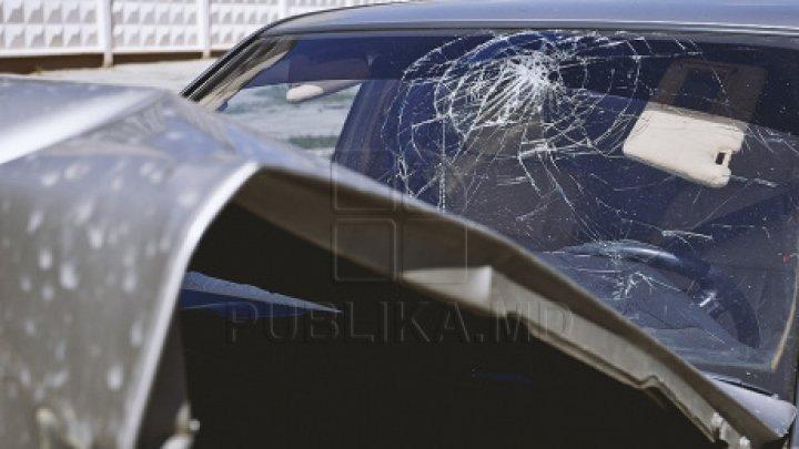 """Смертельная авария в Рышканах: водитель лековушки сбил пешехода на """"зебре"""""""