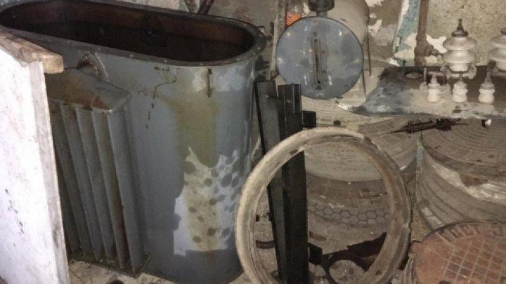 """Трое """"охотников"""" за металлом и чугуном попались полиции во Флорештском районе"""