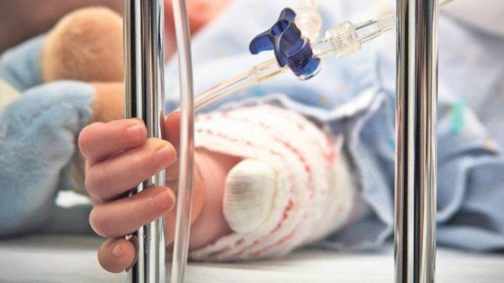 Отравились химическими веществами: в больницу попали двое малышей из Кагульского района