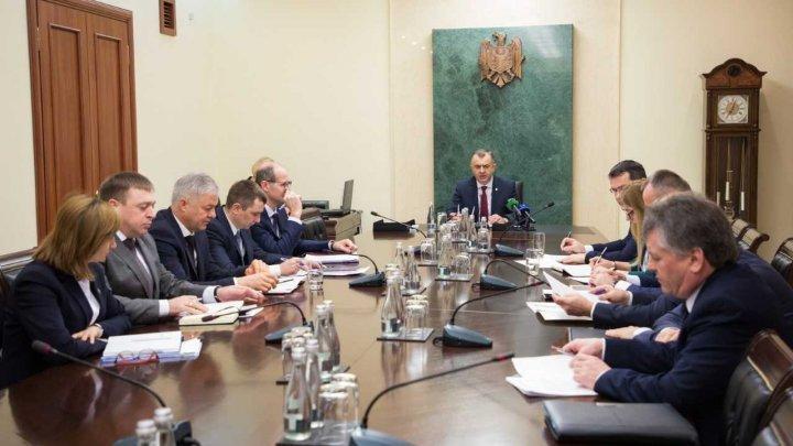 Рабочая группа правительства обсудила январские подорожания в Молдове