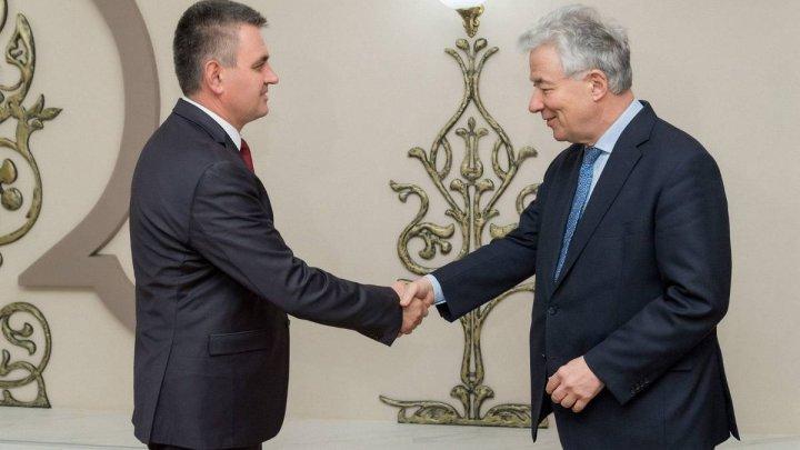 Тираспольский лидер пожаловался на снижение активности в переговорном процессе с Кишиневом