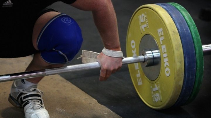 Даниел Лунгу стартовал на чемпионате мира по тяжелой атлетике в Риме