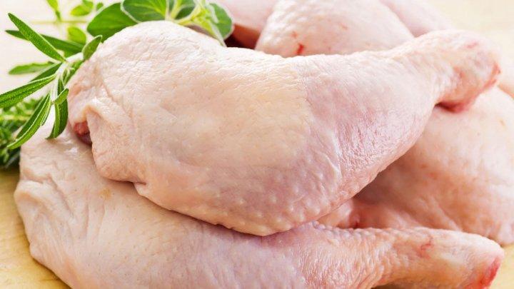 Беларусь запретила ввоз мяса птицы из Украины
