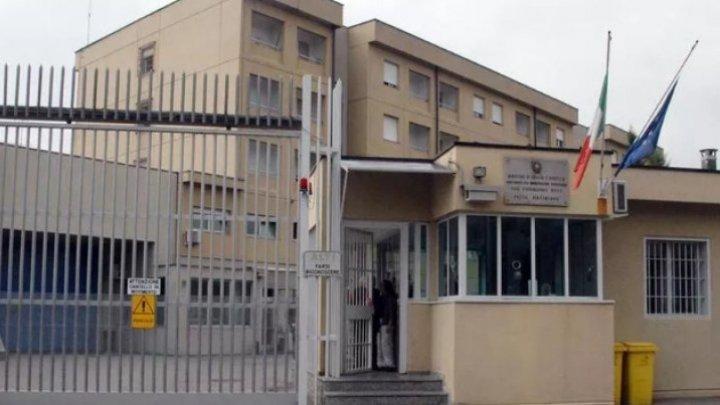 Осужденный в Италии молдаванин попытался проглотить проволоку