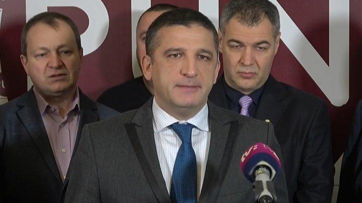 Влад Цуркану стал кандидатом в депутаты на выборах в одномандатном округе Хынчешты