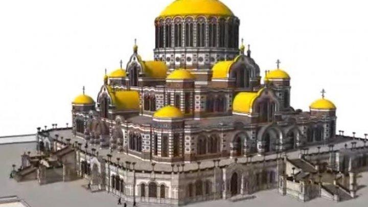 В России собираются построить самый большой православный храм в мире