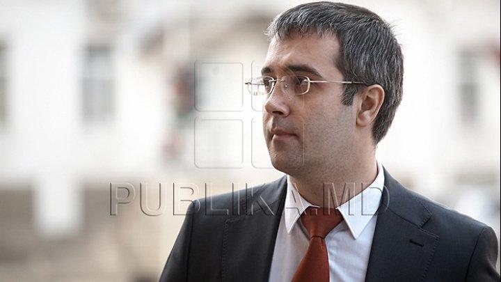 Сергей Сырбу не исключает, что его могут арестовать на первом заседании парламента в этом году